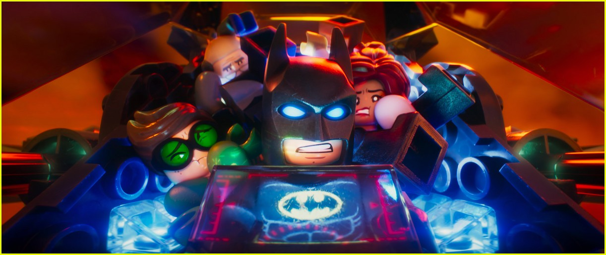 Is There a 'Lego Batman Movie' End Credits Scene?: Photo ...