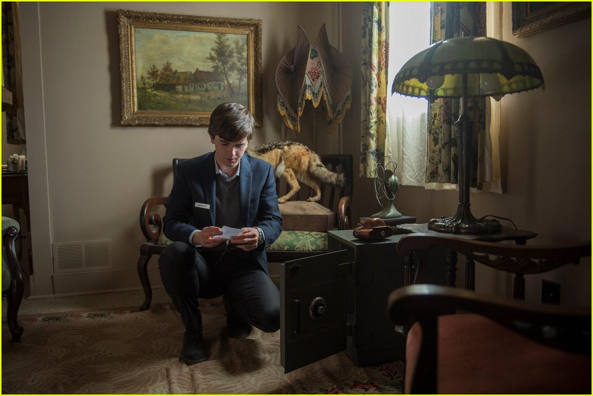 Bates Motel Ep Talks About Season 5 Leading To Marion Crane Photo