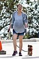natalie portman looks ready to pop during her hike 03