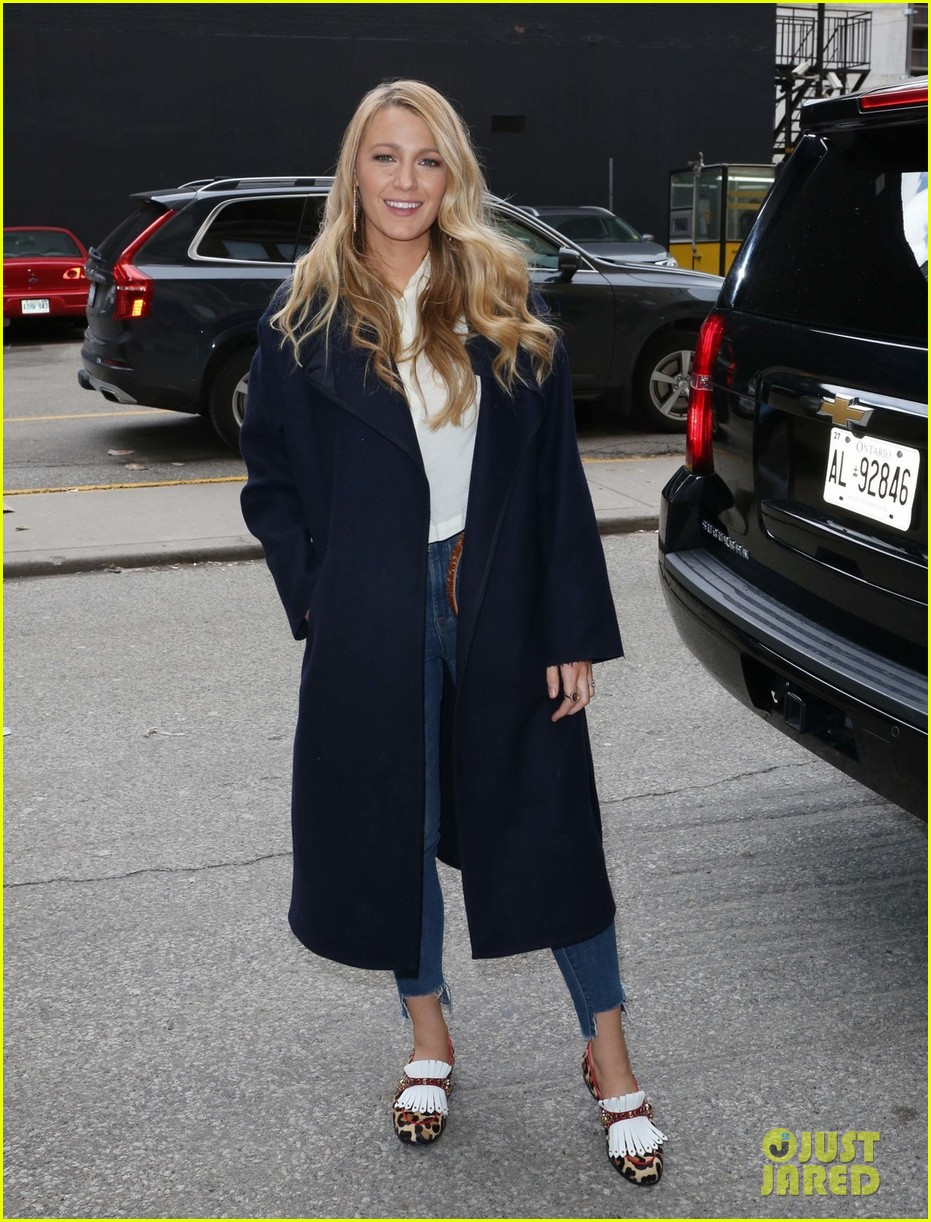 Blake Lively Honors 'W...