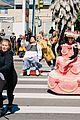 james corden dan stevens luke evans josh gad perform crosswalk version of beauty the beast  09