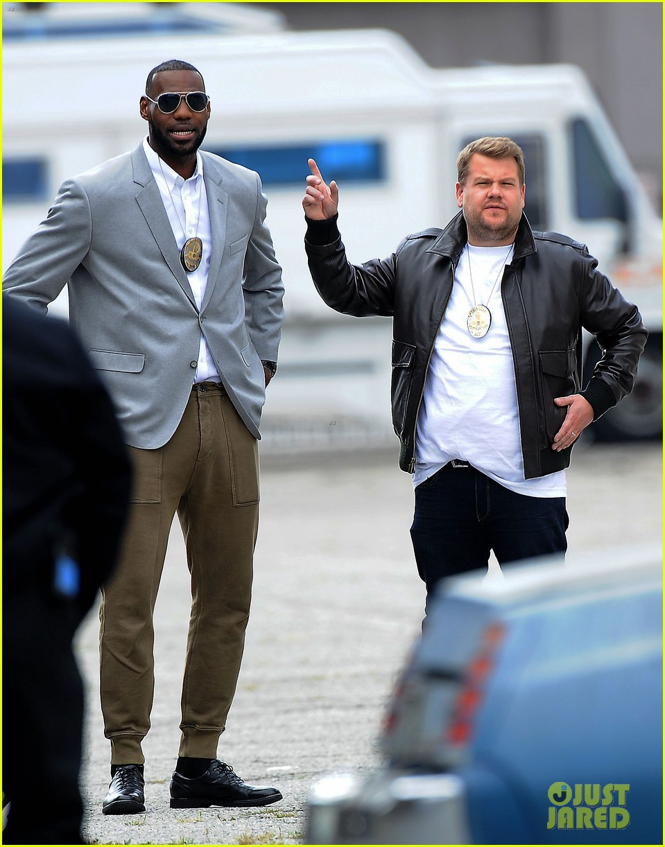 james corden dances with lebron james for fun new segment 033876637