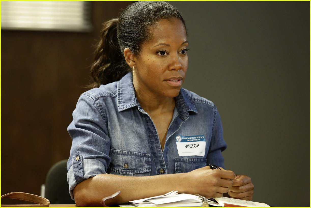Regina King on American Crime