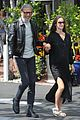 jeff goldblum steps out with pregnant wife emilie 03