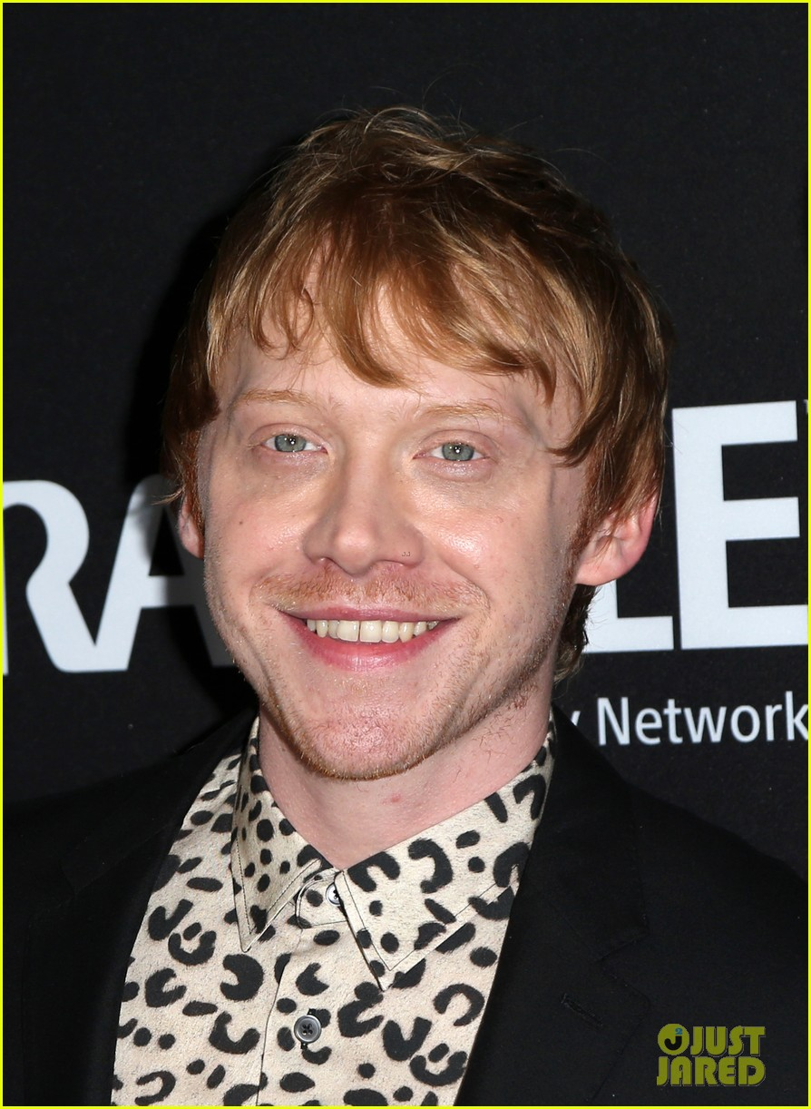 harry potter stars rupert grint bonnie wright reunite 123872392