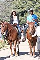 rachel lindsay films horse back riding date for the bachelorette 11