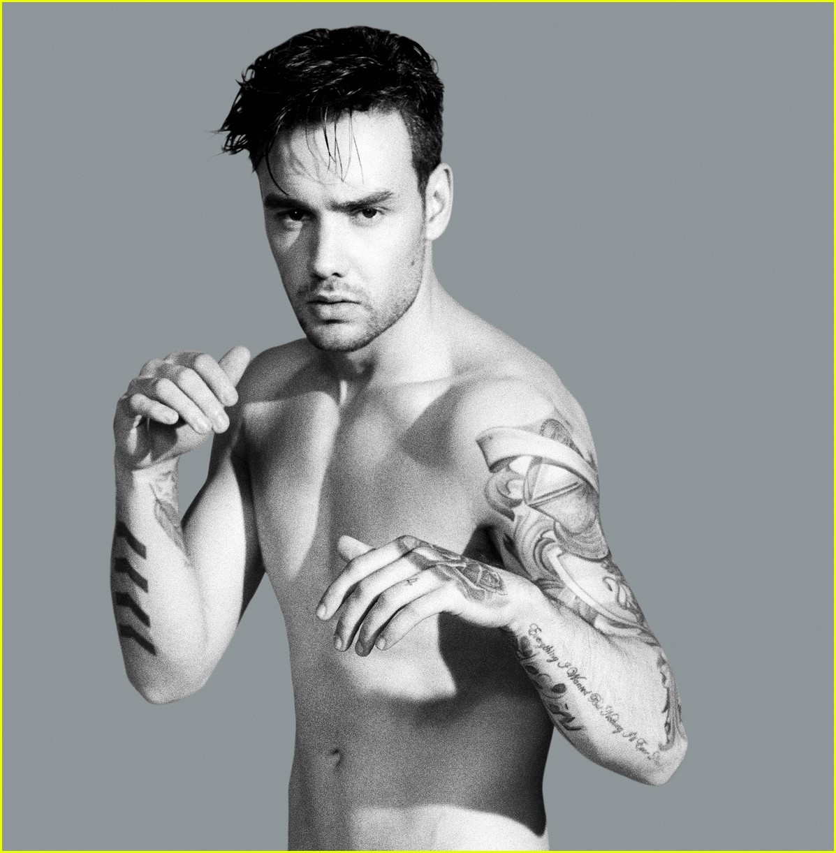 liam payne shirtless rollacoaster magazine 013875442
