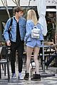 nicola peltz boyfriend anwar hadid go to lunch with her dog 04
