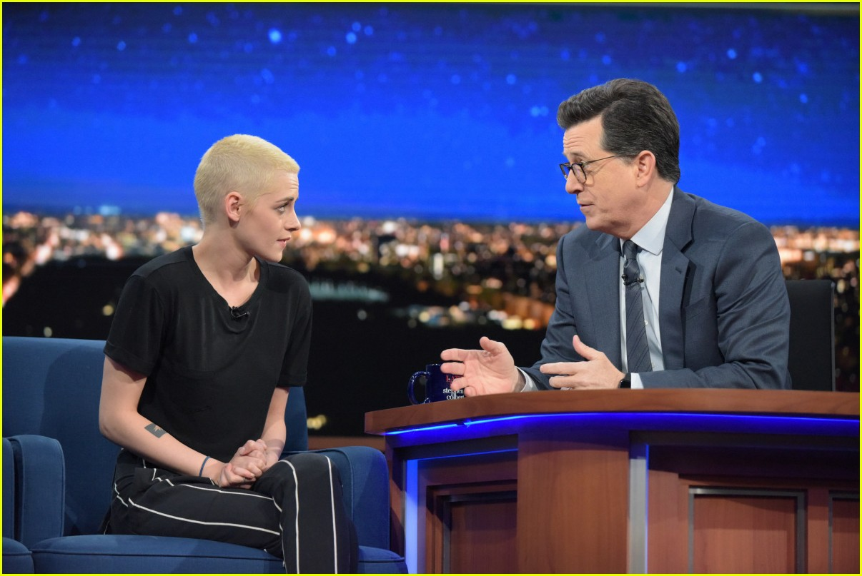 kristen stewart disappointed trump didnt respond 043872341