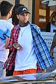 tyga goes shopping with scott after chyna accuses him 01
