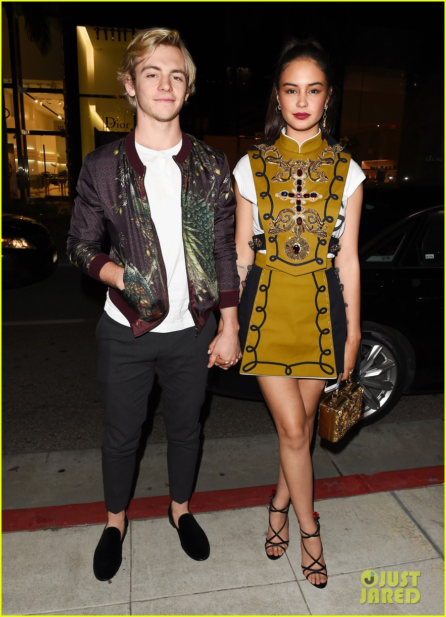zendaya ireland jhene stun at dolce gabbana party 033877959