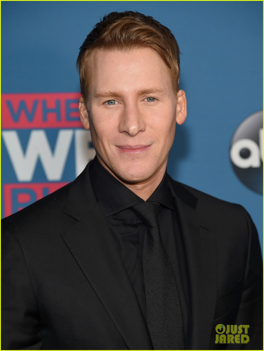 dustin lance black adds model to his resume 043882586