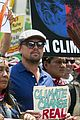 leonardo dicaprio climate change march 02