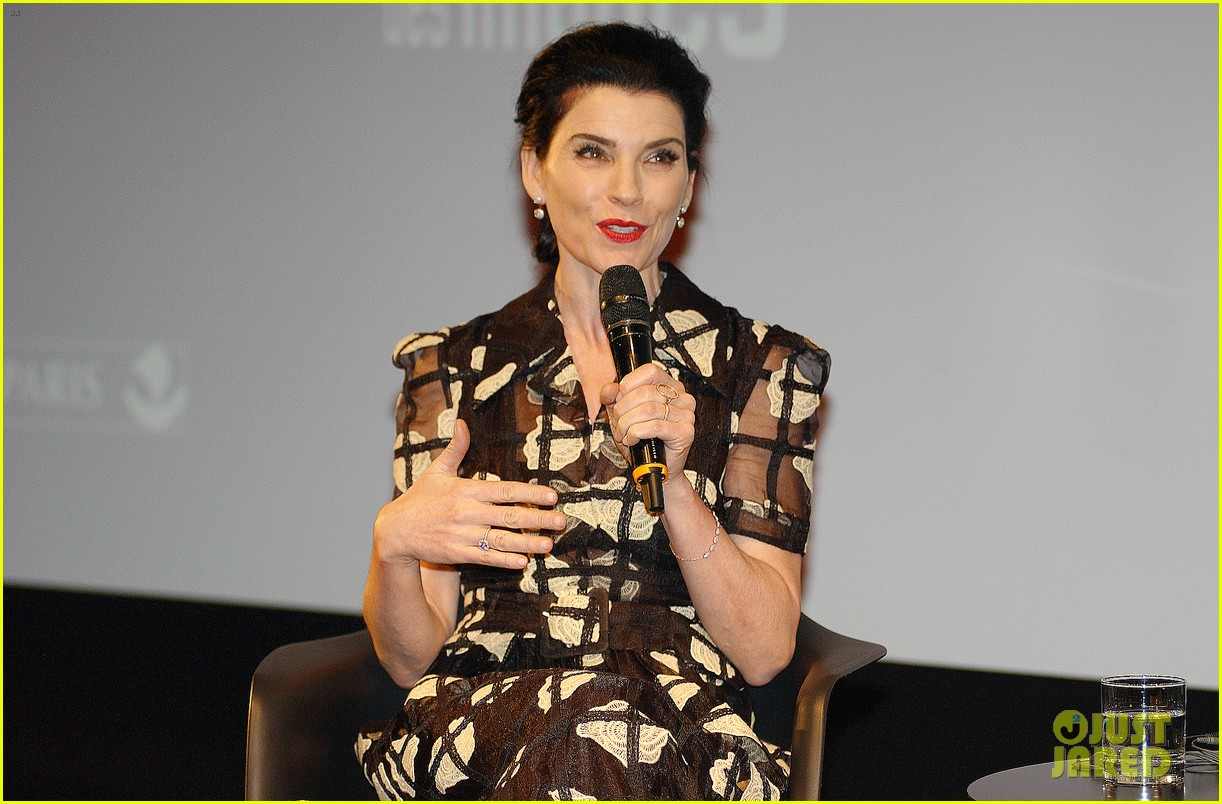 julianna margulies and husband keith lieberthal couple up for series mania festival in paris 023889013
