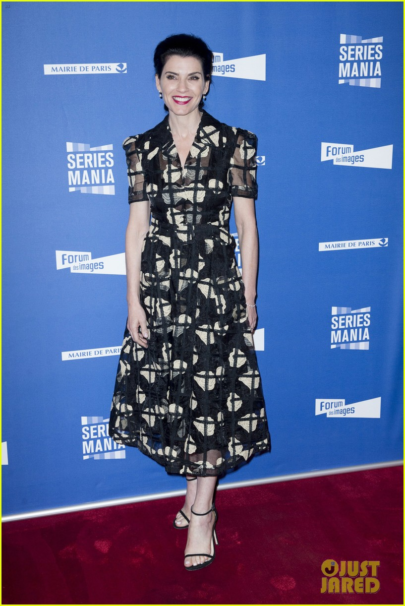 julianna margulies and husband keith lieberthal couple up for series mania festival in paris 073889018
