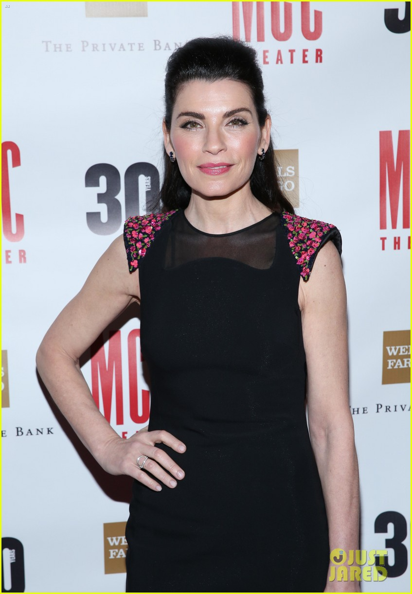 julianna margulies ben platt celebrate mcc theater at miscast gala 063881908