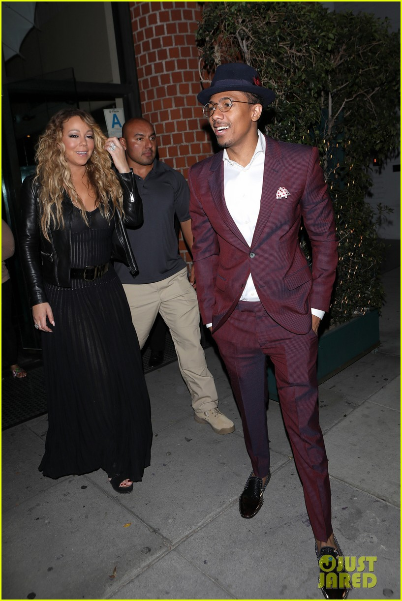 "nick cannon dating after mariah Nick cannon in awe of mariah carey's strength after  nick cannon and tlc's rozonda ""chilli  cannon was flattered by initial rumors he was dating the ."