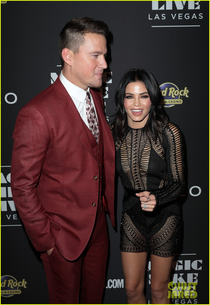 channing tatum jenna dewan magic mike live opening 093889341