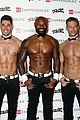 tyson beckford looks so hot at shirtless chippendales debut 09