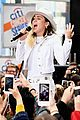 miley cyrus today show concert 14