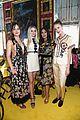 dakota johnson brings her sisters to gucci fashion show 05