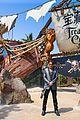 johnny depp orlando bloom reunite for pirates of the caribbean shanghai world premiere 19