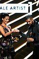 drake kisses kate beckinsale hand billboard music awards 2017 15