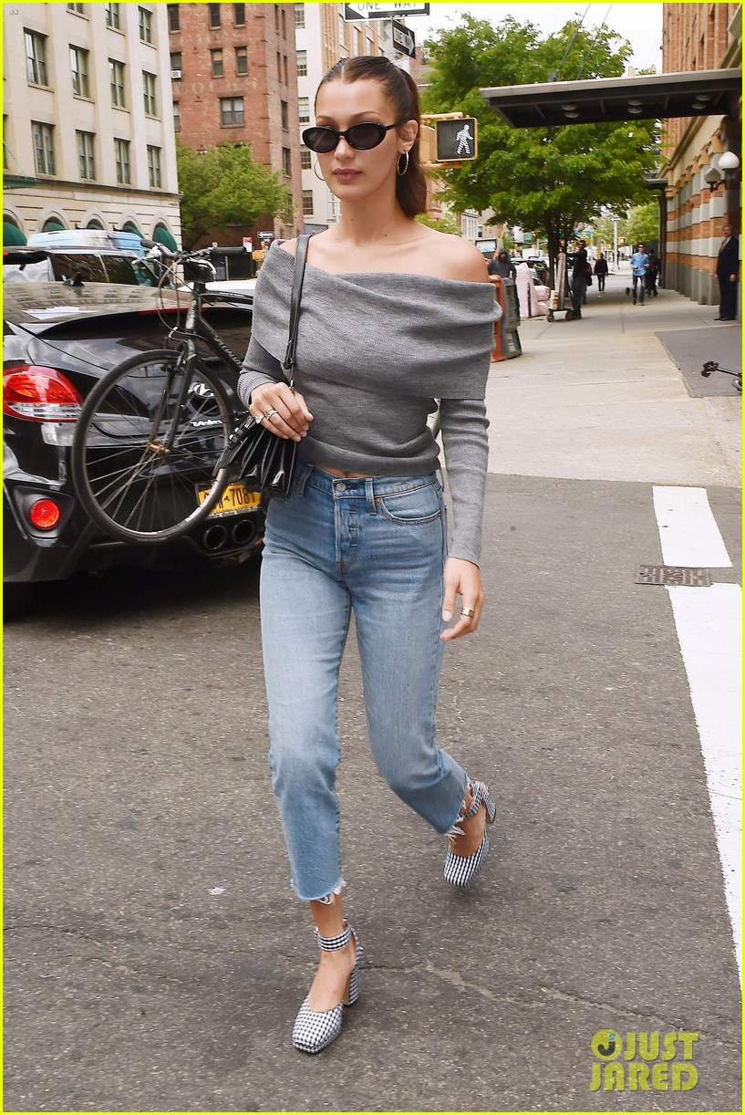 Bella Hadid S Street Style Is On Point This Week See