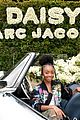 kaia geber marc jacobs daisy fragrance launch 10