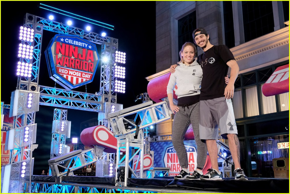 Celebrity Ninja Warrior Red Nose Day S Lineup Revealed