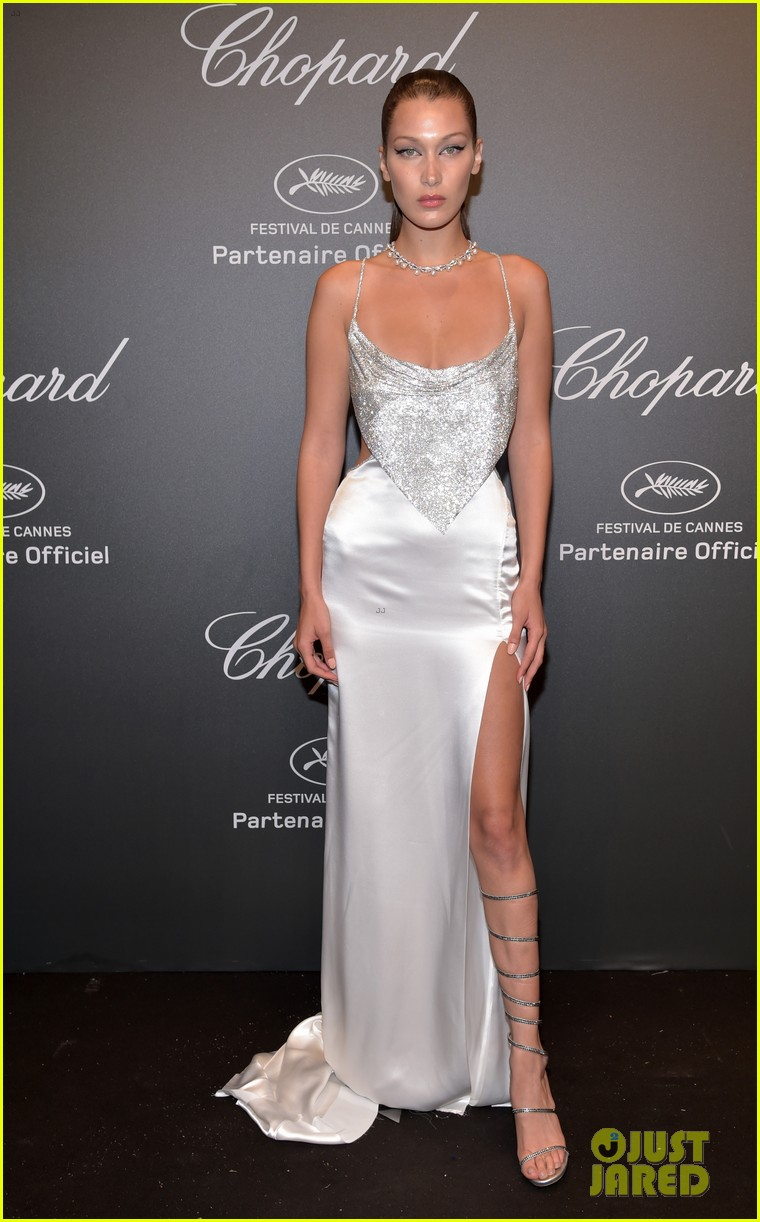 rihanna celebrates her chopard collection with bella hadid 023901822