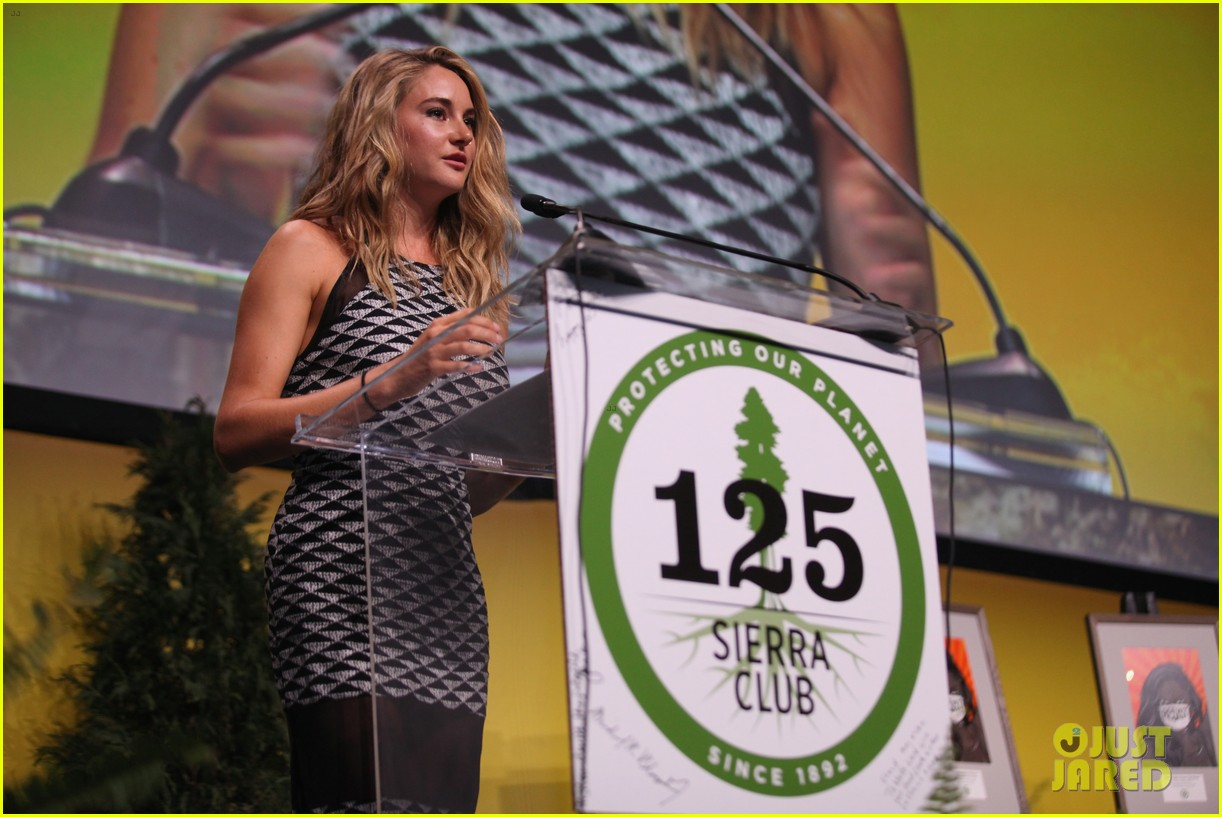shailene woodley gets honored for her activism all were fighting for is love 183901602