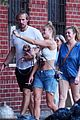nina agdal hangs out with mystery guy 11