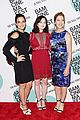 lena dunham supports jenny slate edie falco and more at landline screening 03