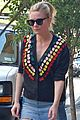 kirsten dunst keeps a profile while out in nyc03