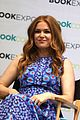 isla fisher and gabrielle union proudly promote their books 09