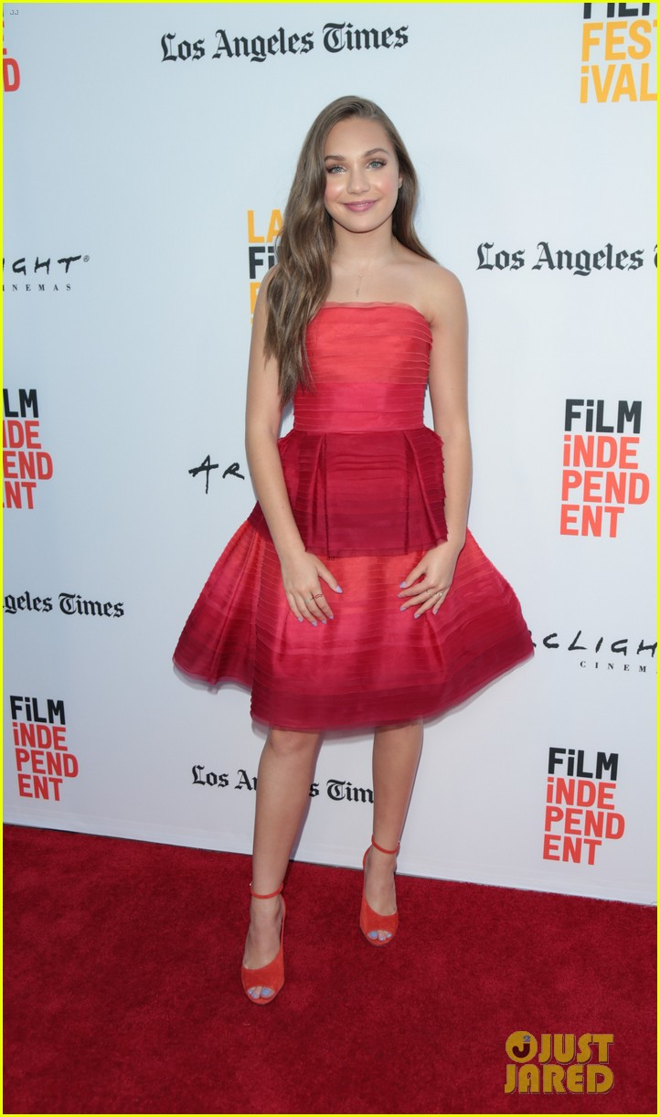 maddie ziegler joins her book of henry cast at la film festival premiere 023914937
