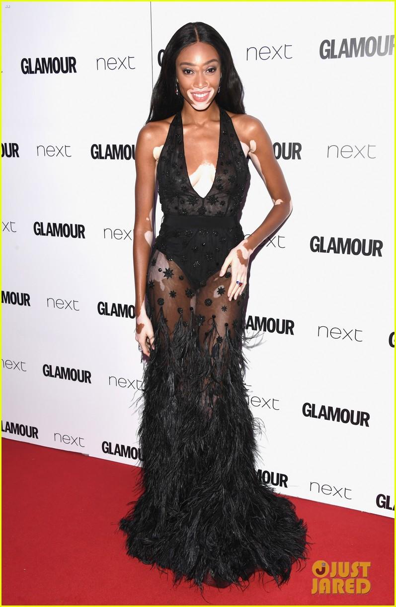 jennifer hudson dua lipa adam lambert glamour awards 053910106