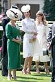 kate middleton prince william ascot day 01