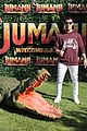 jack black nick jonas face off during jumanji promo 01