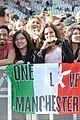 one love manchester benefit concert crowd photos 13
