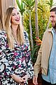 pregnant whitney port cradles baby bump at her baby shower 07