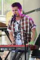watch charlie puth perform attention on today show summer concert series 06