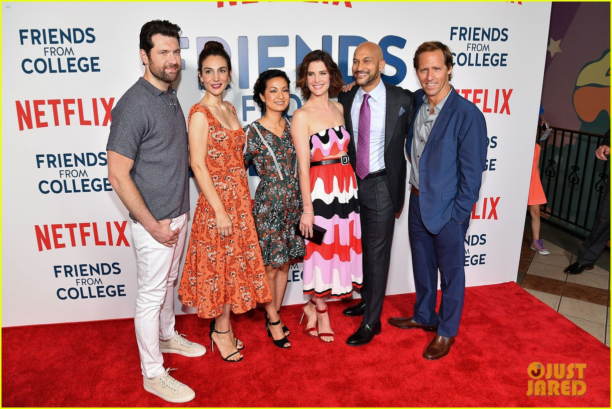 cobie smulders friends from college cast reunite in nyc ahead of netflix debut 023920546
