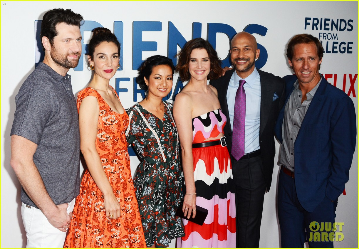 cobie smulders friends from college cast reunite in nyc ahead of netflix debut 033920547