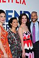 cobie smulders friends from college cast reunite in nyc ahead of netflix debut 13