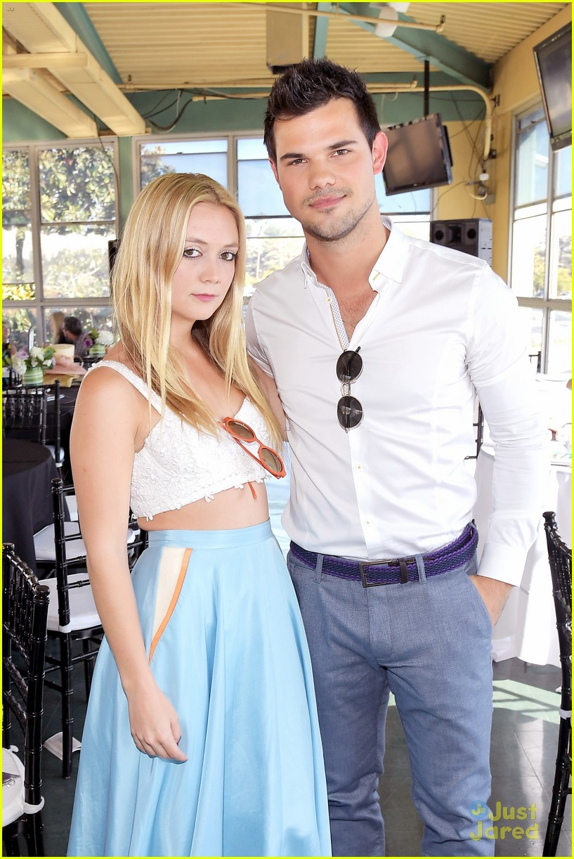 taylor lautner billie lourd husband 013913851