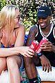 lindsey vonn boyfriend kenan smith couple up at a pool party 10