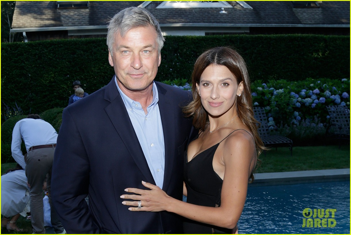 alec baldwin wife hilaria couple up at hamptson film fest 023935507