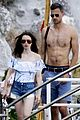 lily collins kisses jason vahn during pda filled trip to italy 04